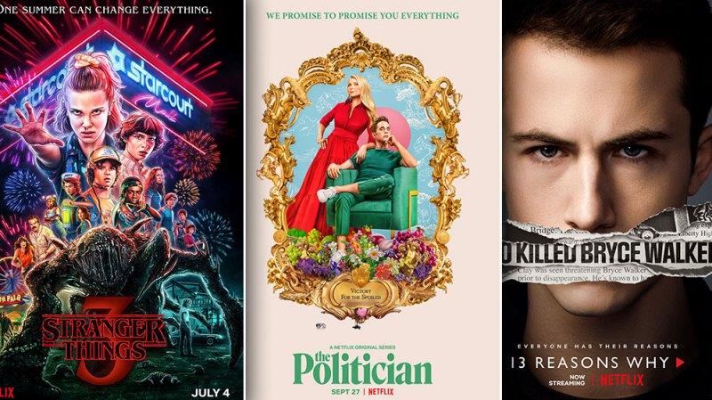 Best Netflix Originals of 2019