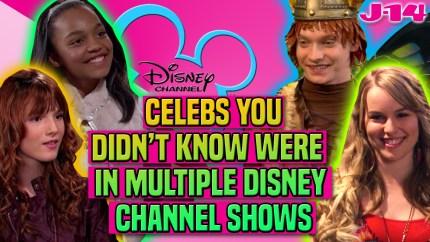 Disney Channel Multiple Shows