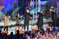 Rockefeller Center Christmas Tree Lighting Ceremony, New York, USA - 29 Nov 2017