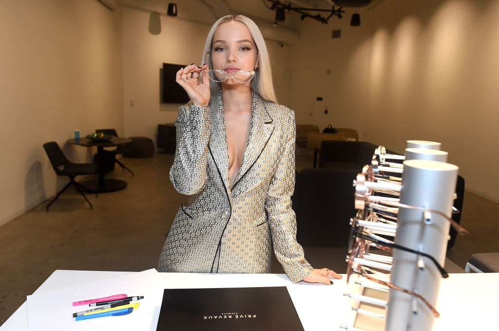 Dove Cameron Prive Revaux Sunglasses Line