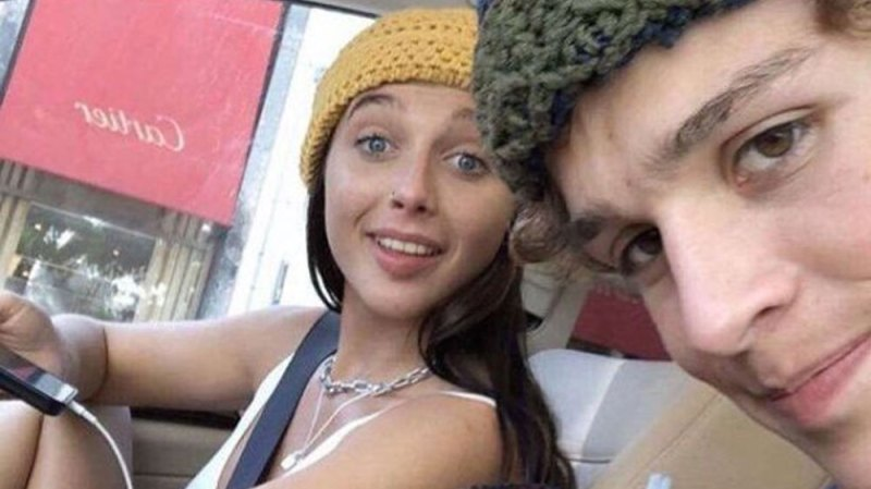 Emma Chamberlain Aaron Hull Secretly Dating Relationship Breakdown