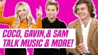 Gavin Coco Sam Music