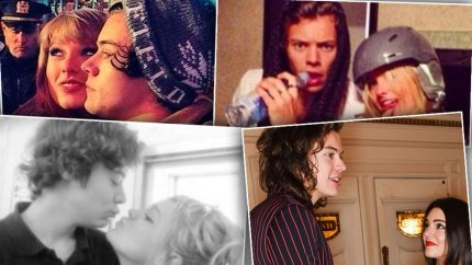 Harry Styles Ex Girlfriends Guide to Love Life Past Relationships