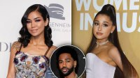 Jhene Aiko Slams Ariana Grande in New Song After Both Dating Big Sean