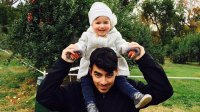 Kevin Jonas Daughters Alena Valentina With Uncles Nick Joe