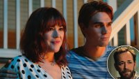 Molly Ringwald Says KJ Apa Took Luke Perry's Death The Hardest