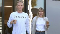 Miley Cyrus Cody Simpson Split