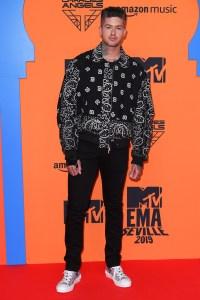 MTV EMAs 2019 Red Carpet Looks