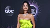 Selena Gomez Debuts New Tattoo On Instagram