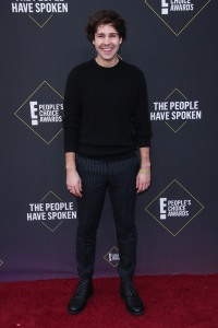 45th Annual People's Choice Awards, Arrivals, Barker Hanger, Los Angeles, USA - 10 Nov 2019