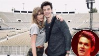 Swiftes Slam Shawn Mendes After John Mayer Makes Fun of Lover