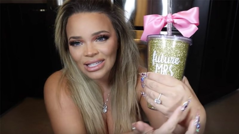 Trisha Paytas Might Be Getting Married Today