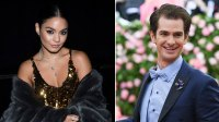 Vanessa Hudgens To Star In 'Tick Tick Boom' Musical With Andrew Garfield
