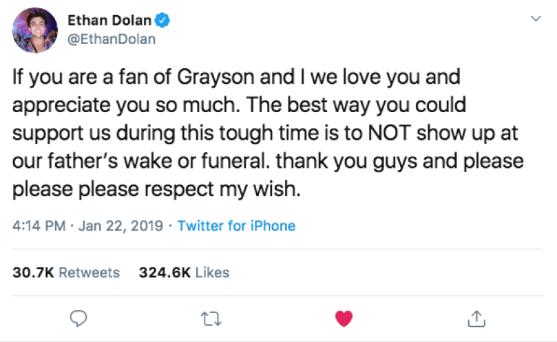 YouTuber Bretman Rock begs for privacy after fathers funeral