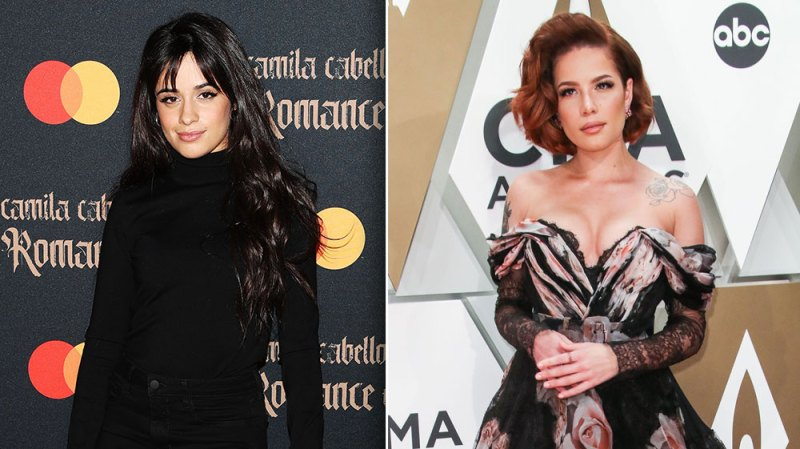 Camila Cabello Accused Of Stealing Halsey's Merch