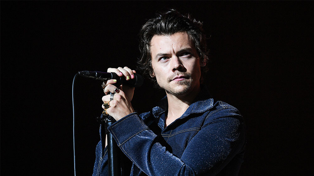 Harry Styles Album Investigation