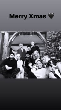 Here's How Your Favorite Stars Celebrated Christmas