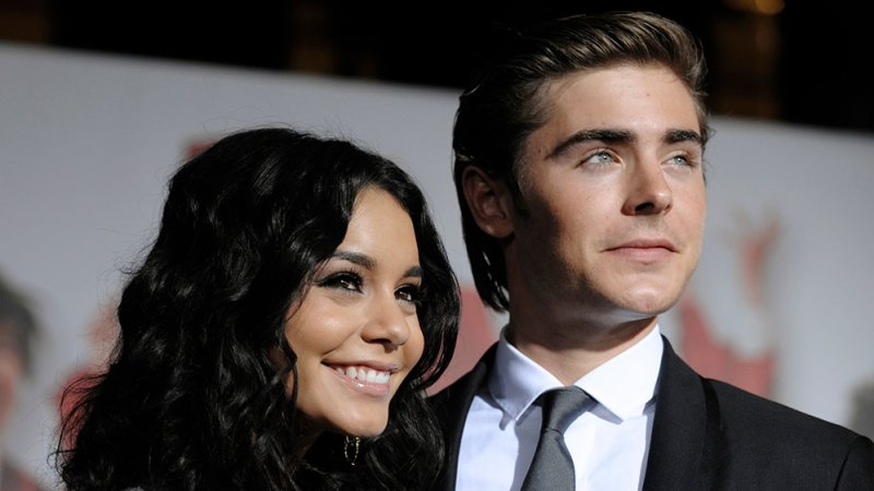 Wife zac efron Who is