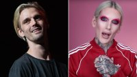 Aaron Carter Accuses Jeffree Star Of Stealing His Merch