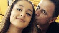 Ariana Grande Thanksgiving Dad Edward Butera