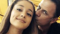 Ariana Grande Thanksgiving Dad Edward Butera