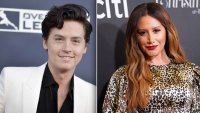 Ashley Tisdale Revealed She Would Sleep With Cole Sprouse