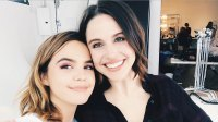 Bailee Madison And Kaitlin Vilasuso Announce End Of 'Just Between Us' Podcast