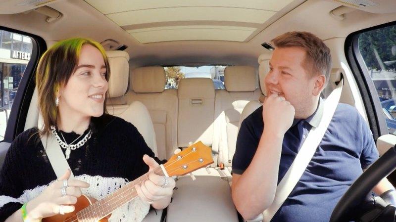 Billie Eilish Carpool Karaoke