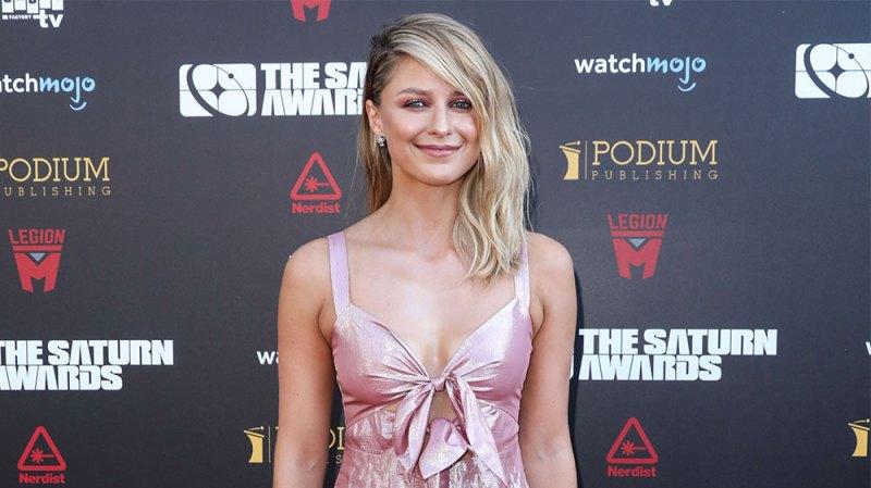Celebrities Stand With Melissa Benoist