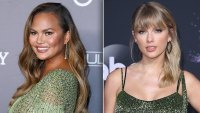 Chrissy Teigen Defends Taylor Swift On Twitter