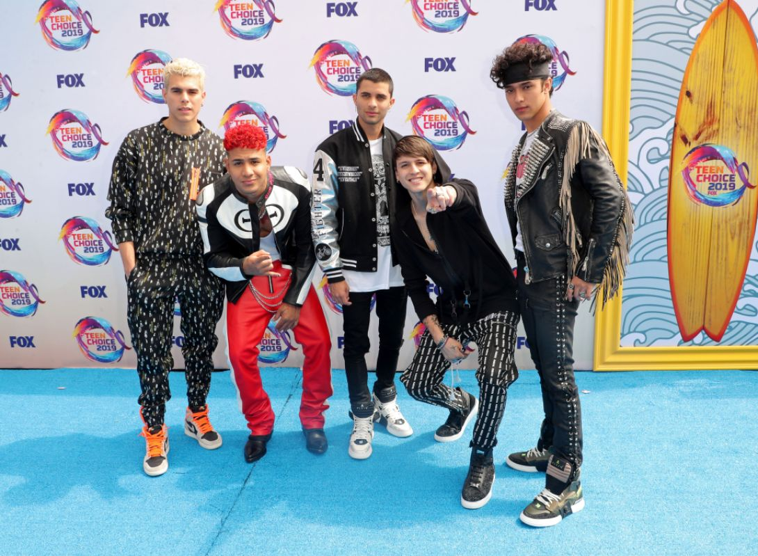 CNCO Spill On The Inspiration Behind Their Songs