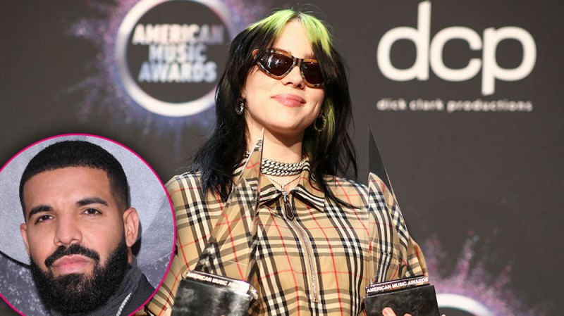 Fans Are A Little Creeped Out After Billie Eilish Reveals Drake Texts Her