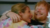 Ed Sheeran And Wife Cherry Seaborn Star In His New Music Video Together