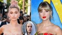 Hailey Baldwin Praises Taylor Swift