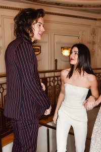 Harry Styles Interviewing Kendall Jenner