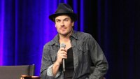 Ian Somerhalder Addresses Legacies Rumors
