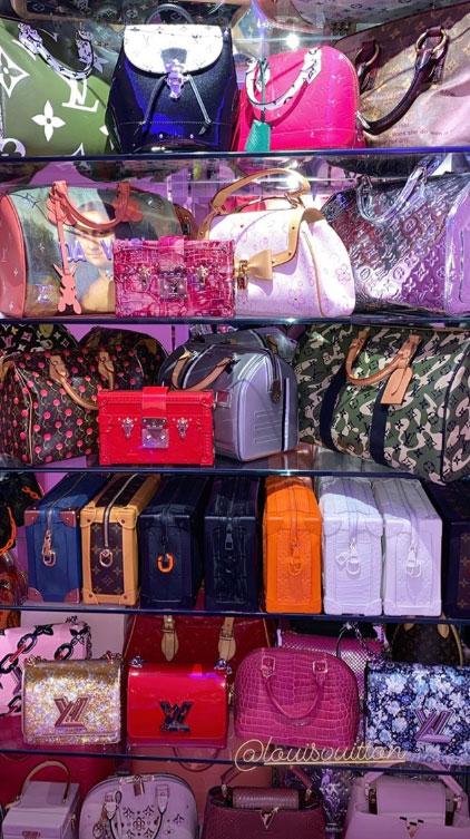 Jeffree Star Vault Tour Designer Bags Sunglasses And More