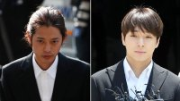 K-Pop Stars Jung Joon-young And Choi Jong-hoon Sentenced To Prison