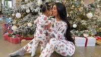 Kylie Stormi Christmas
