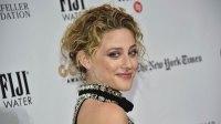 Lili Reinhart Shows Off Natural Curls On Instagram