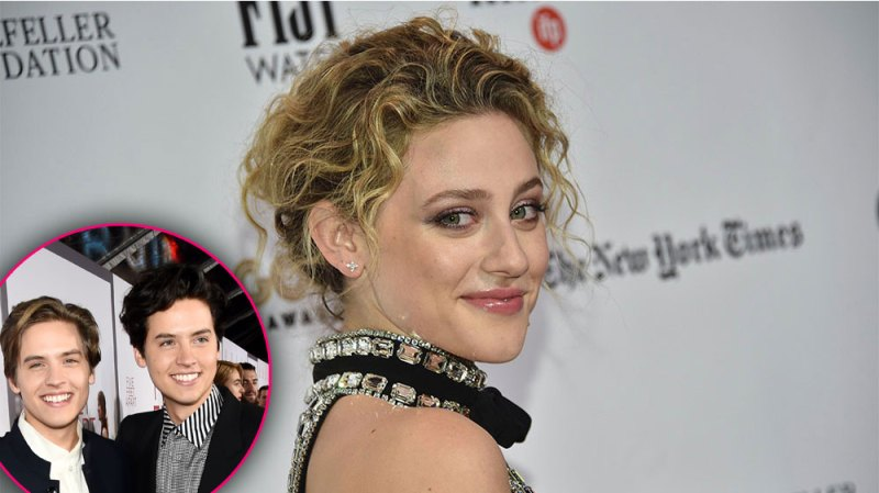 Lili Reinhart Can't Tell Boyfriend Cole Sprouse Apart From Twin Dylan In Throwback Photo