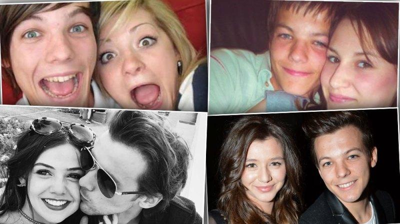 Louis Tomlinson Girlfriends
