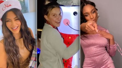 Ariana Grande, JoJo Siwa, Kim Kardashian And More Come Together To Cover Mariah Carey's 'All I Want For Christmas Is You'