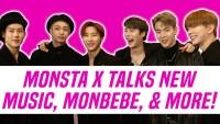 Monsta X Interview