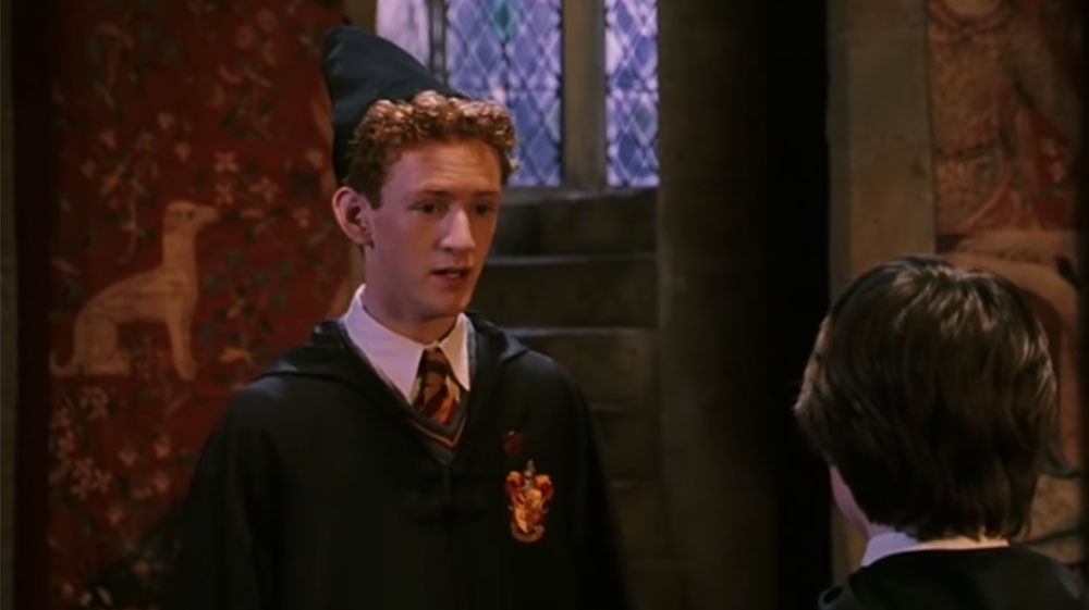 Percy Weasley from the Harry Potter series should have died instead of Fred.