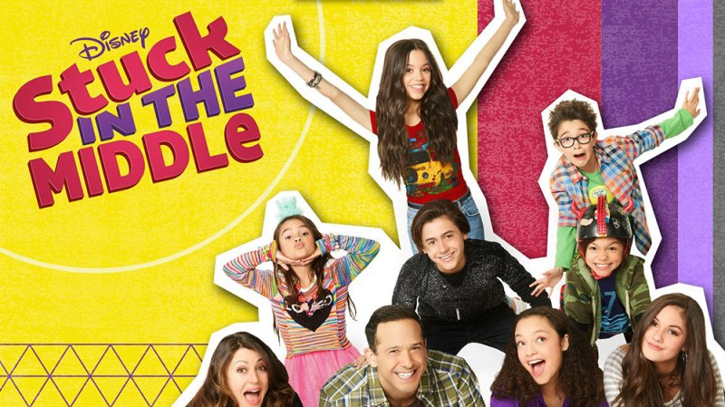 Stuck In The Middle Cast Where Are They Now