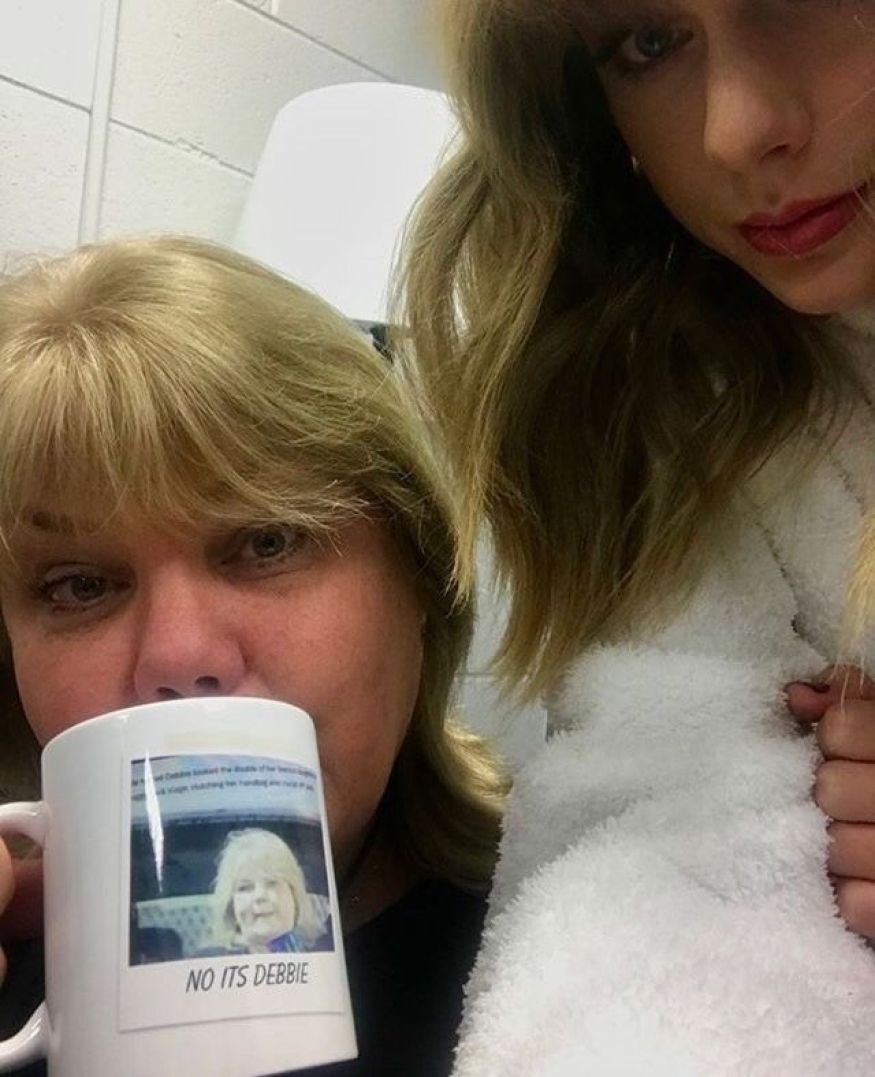 Taylor Swift Mom Andrea brain tumor