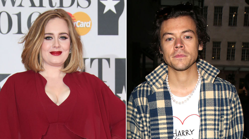 Harry Styles Dating Adele: Breaking Down Their Rumored Romance