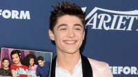 Asher Angel Relationship With Andi Mack Costars