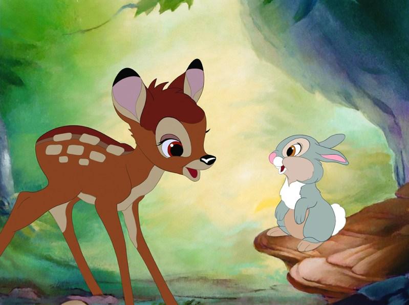 Bambi Disney Live Action Remake